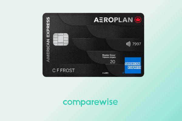 American Express Aeroplan Card-Comparewise