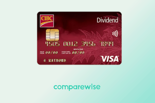 CIBC-Dividend-Visa-Card-for-Students-Comparewise