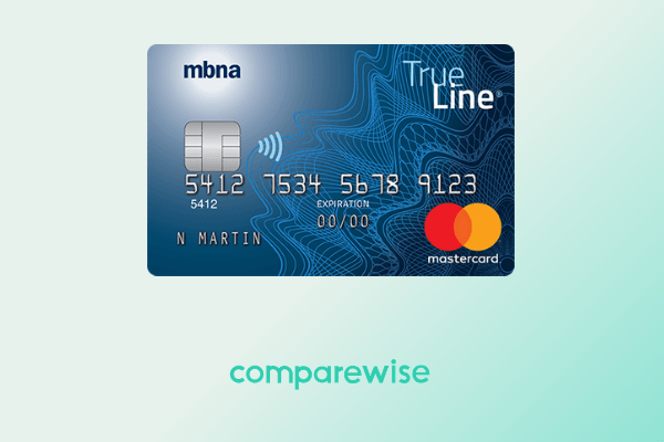 MBNA-True-Line-Gold-Mastercard-Comparewise