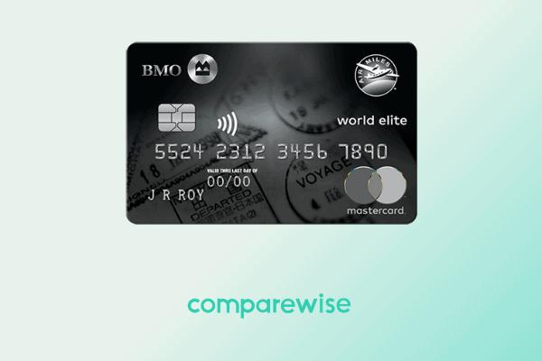 BMO Air Miles World Elite Mastercard - Comparewise