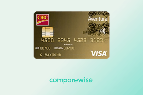 CIBC Aventura Gold Visa Card - Comparewise