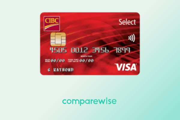 CIBC-Select-Visa-Card-Comparewise