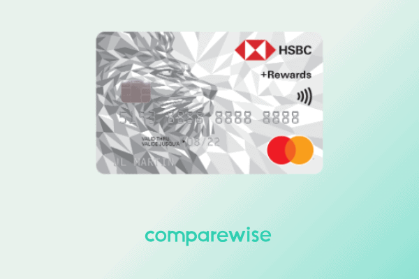 HSBC-Rewards-Mastercard-Comparewise