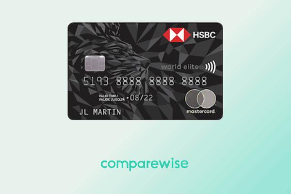 HSBC World Elite Mastercard - Comparewise