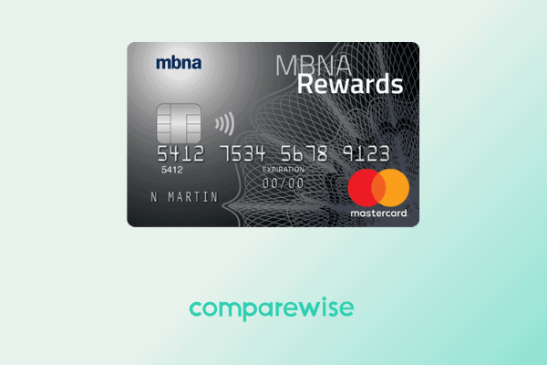 MBNA Rewards Platinum Plus Mastercard - Comparewise
