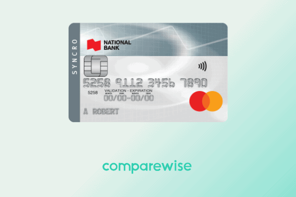 low interest credit cards National-Bank-Syncro-Mastercard-Comparewise