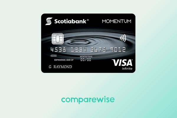 Scotia Momentum Visa Infinite Card - Comarewise