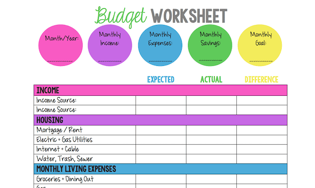 comparewise - Family-Budget-Planner