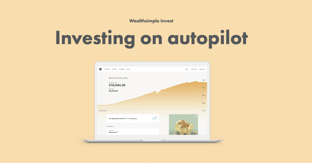 Wealthsimple Invest 1 - comparewise