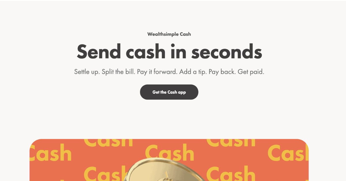 Wealthsimple cash 1 - comparewise