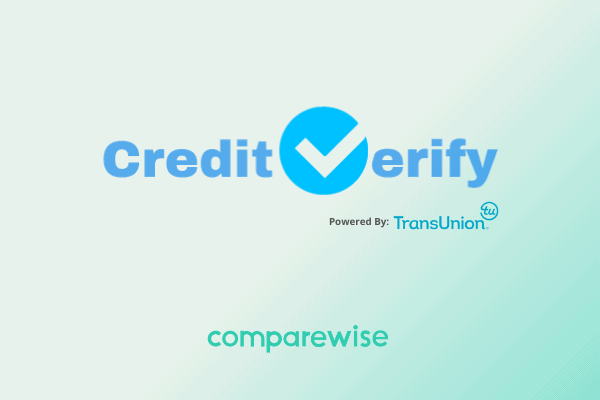 credit verify powered by transunion - comparewise