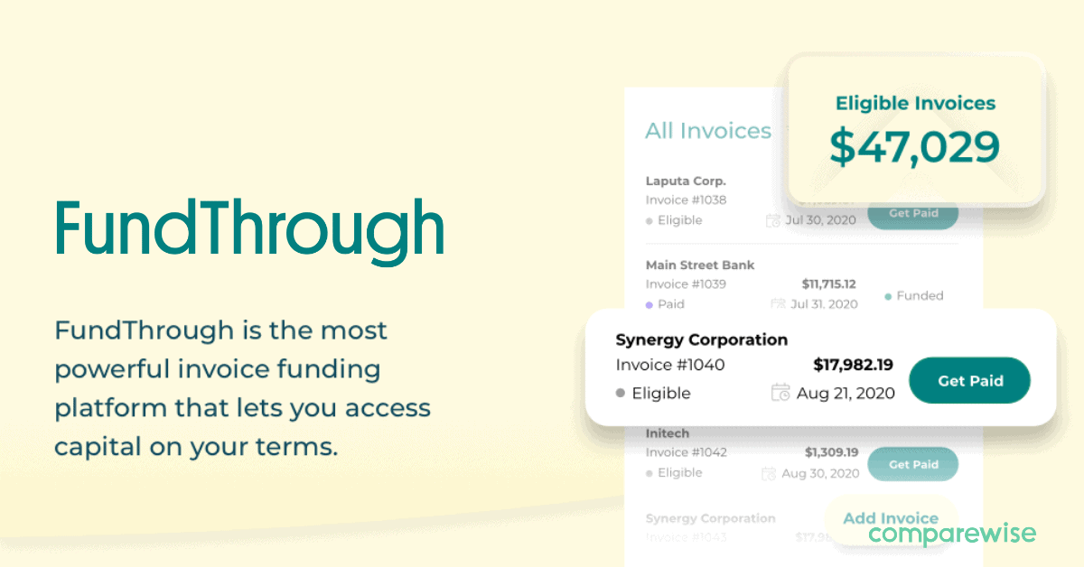 FundThrough Review 2021