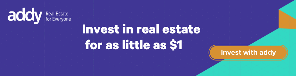 addy comparewise 970x250px Invest in real estate for as little as 1 - Comparewise