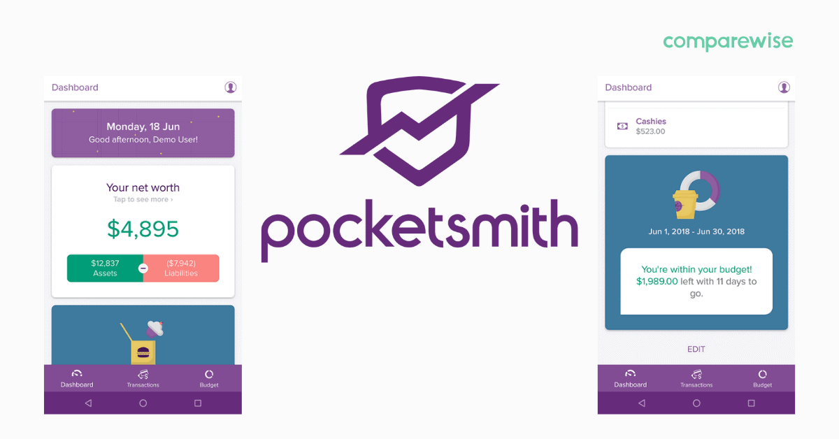 PocketSmith Review 2021
