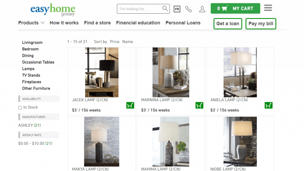 Easyhome Review Catalogue - comparewise
