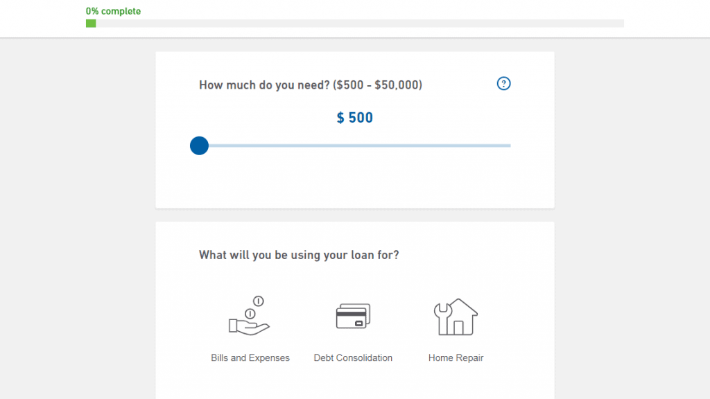 Easyhome Review Personal Loan Application - comparewise